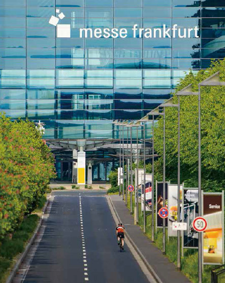 Messe Frankfurt Fair Calendar